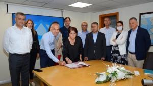 İzmir'de, Gördes Barajı için devir-teslim protokolü imzalandı!
