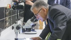 Kayseri Bilim Merkezi geleceğin bilim insanları için yenilendi.