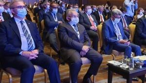 Kayseri'de Memduh Başkan, İlbank Genel Kurul Toplantısı'na Katıldı!