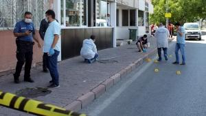 Kayseri'de silahlı bıçaklı kavga: 2 yaralı