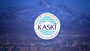 Kayseri KASKİ Genel Müdürlüğü tarafından su faturalarına ilişkin açıklama yapıldı!