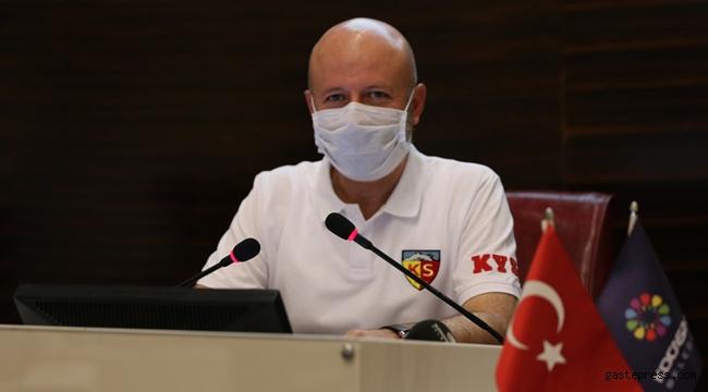 Kayseri Kocasinan Belediye Meclisi'nden Kayserispor'a Tam Destek!