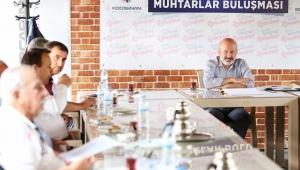 Kayseri Kocasinan'da Mahallelerin Talepleri Hızlı Şekilde Çözüme Kavuşuyor!