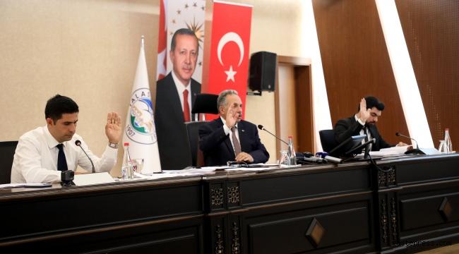 Kayseri Talas Belediyesi'nin 2019 Yılı Faaliyet Raporu Onaylandı!