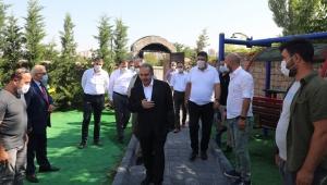 Kayseri Talas'daki Osmanlı Sokağı Esnafında 'Ruhsat Sevinci!