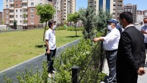 Kayseri Talas Yeşil Yol'da 1. Etap Tamam!