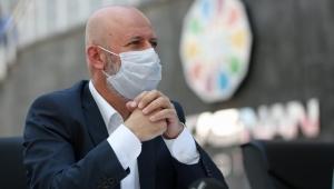 Kocasinan Belediyes'nden Yoğun İlgi Gören İhalelere Koronavirüs Önlemi!