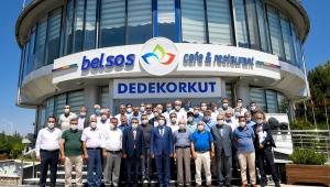 Malatya Büyükşehir Belediye Başkanı Gürkan Eski Meclis Üyeleriyle Buluştu!