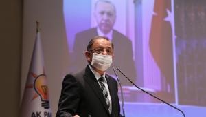 Mehmet Özhaseki; 8 Belediye Başkanı, AK Parti'ye Katıldı!