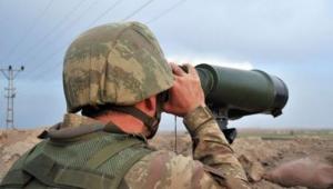 MSB: Zeytin Dalı bölgesinde 1 PKK/YPG'li terörist gözaltına alındı