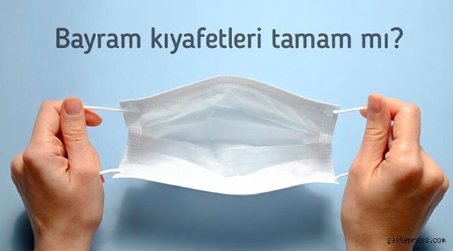 Sağlık Bakanı Fahrettin Koca'dan maskeli bayram mesajı!