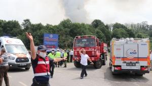 Sakarya'daki patlamada ölü ve yaralı sayısı arttı!