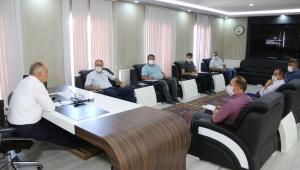 Yahyalı Belediye Başkanı Esat Öztürk'ten Bayram Toplantısı!