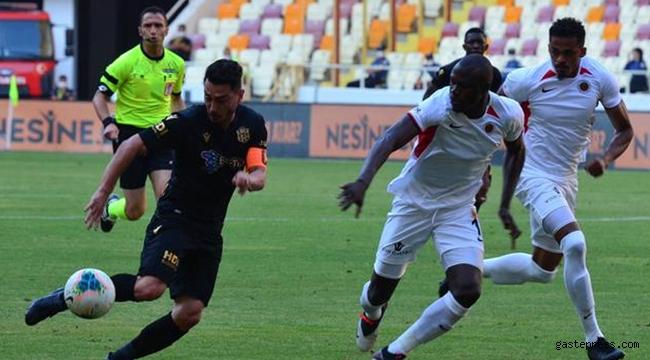 Yeni Malatyaspor ile Gençlerbirliği puanları paylaştı!