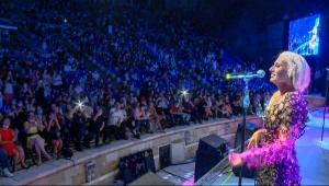 Yıldız Tilbe'den Harbiye Açıkhava konseri!