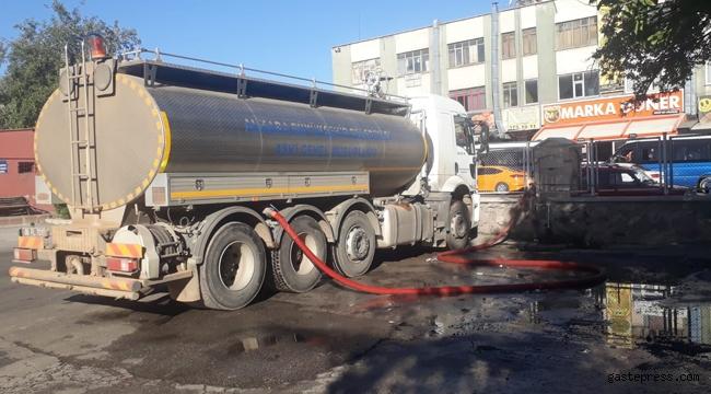 Ankara ASKİ Altındağ Kavaklı Mahallesi'nin Su Sorununu Çözüyor!