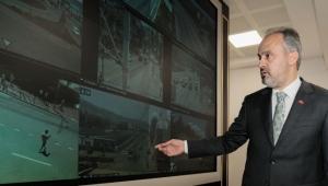 Bursa'da Trafiğe dijital göz hapsi