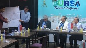 Bursa'da, Turizm alternatifleri masaya yatırıldı!