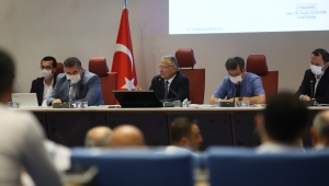 Büyükkılıç'tan Meclis Toplantısı'nda Önemli Açıklamalar!