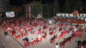 Eskişehir'de Açık Hava Sinema Geceleri Artan Vakalar Nedeniyle Ertelendi!