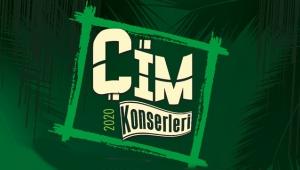 İzmir'de, Çim Konserleri başlıyor!
