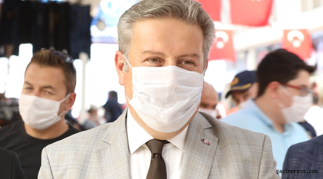 Kayseri Melikgazi'de Başkan Mustafa Palancıoğlu, Melikgazililere Teşekkür Etti!