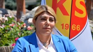 Kayserispor Başkanı Gözbaşı: Mensah için anlaştığımız bir kulüp yok!