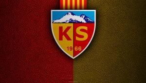 Kayserispor'da yeni sezon hazırlıkları başlıyor!