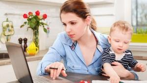 Korona salgını anneleri dijitalleştirdi; sepeti bebek bezleri doldurdu!