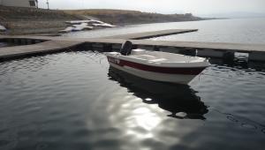 Malatya Büyükşehir'den 208 Tekneye Ruhsat Belgesi!