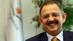 Mehmet Özhaseki, Bütün belediye başkanlarımızın alnından öpüyorum!