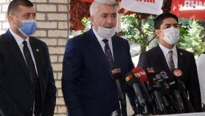 MHP, Kayseri'de 2 günde 16 kongre yapacak!