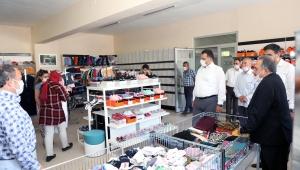 Talas Belediyesi'nde Hayra Açılan Kapı ''Hayır Çarşısı''