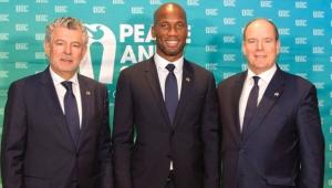 Ünlü Futbolcu Didier Drogba başkan adayı oldu!