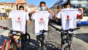 Ankara'da Koronavirüs Farkındalık Tişörtleri Yoğun İlgi Görüyor!