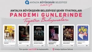 Antalya Büyükşehir'den sanata ve sağlık çalışanlarına destek!