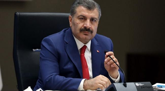 Bakan Koca, Samsun'da açıklamalarda bulundu!
