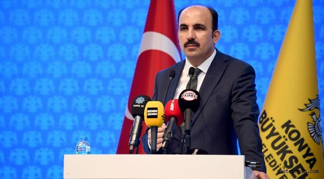 Başkan Uğur İbrahim Altay Gündemi ve Konya Yatırımlarını Değerlendirdi!
