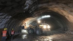 Bayburt'da Kop Dağı Tüneli inşaatında patlama!