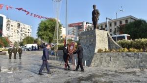 Bornova'da gaziler unutulmadı!