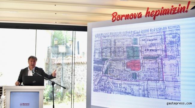 Bornova'da kentsel yenileme zamanı!