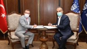 Bursa Büyükşehir üniversite arasında örnek işbirliği