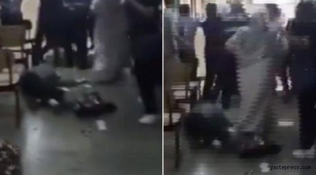 Çapa'da maske tartışmasında dövülen sağlık çalışanı ameliyata alındı!