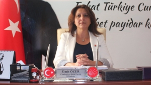 CHP Kayseri İl Başkanı Ümit Özer'den Özhaseki'ye Yanıt:Rüşvetcileri Büyükelçi Yapmadık!