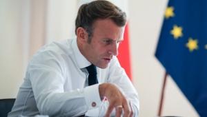 Fransa Cumhurbaşkanı Macron'dan Türkçe Doğu Akdeniz mesajı!