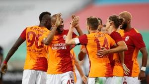 Galatasaray, Avrupa Ligi'nde bir üst tura yükseldi!
