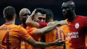 Galatasaray Hajduk Split engelini de aşarak Avrupa'da yola devam dedi!