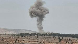 İdlib'e hava saldırısı!