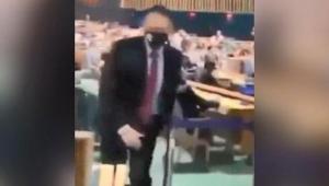İsrail Büyükelçisi Cumhurbaşkanı Erdoğan'ın eleştirilerine dayanamadı!