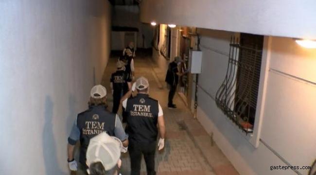 İstanbul'da FETÖ operasyonu: 28 gözaltı!